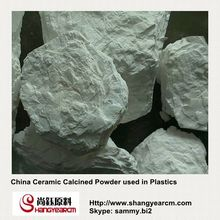 Refractory Application and Powder Type Calcined kaolin clay