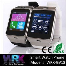 Top Selling Chinese cheap wrist watch mobile phone with USB Port