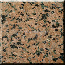 Marron Guaiba Chinese Granite Tile / Slab
