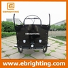 Multifunctional 4 wheel tricycle front
