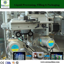Digital label printing machine for beer can bottle