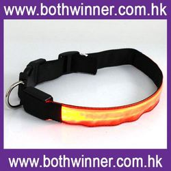 H0T051 new led dog collar and dog leash