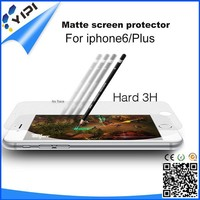 4.5 Inch Cell Phone Screen Protector For Motorola XT1028 ,Anti-fingerprint Tempered Glass Screen Protector.