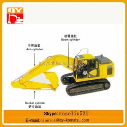 ZX870 to ZX120 excavator hydraulic cylinder,telescopic hydraulic cylinder for sale