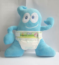 cheap cotton disposable baby nappy diaper manufacturers in china