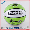 Laminated PU best basketball match ball for sale