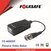 Folksafe cctv accessories manufacturer, passive video balun, Surge protection FS-4100SR