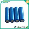 lithium 18650 3.7v battery for led flashlight