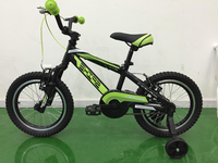 Good quality Aluminum alloy full suspension children bicycle luxurious kids bike 16 inch
