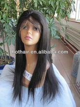 Perfect Charming Best Sale 100% human hair lace front wigs with bangs