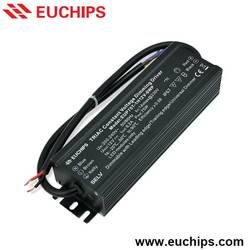 Shanghai led supplier 200-240VAC 3.1A 1 channel constant voltage dimmable triac waterproof electronic led driver