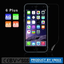 3H High Clear Screen Saver For iPhone 6 Plus/ PET Anti-glare Protector Film/Screen Protector for iPhone 6 Plus
