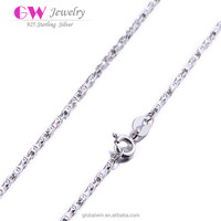 Fine Jewelry New 925 Sterling Silver Italy Chains