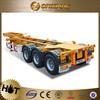 CIMC 40ft flat bed semi-trailer trailer trailers