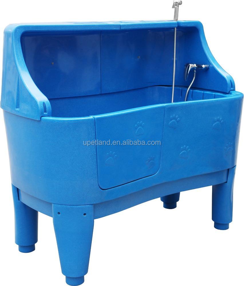Best Selling Durable Plastic Pet Grooming Bathtubs Ep 2