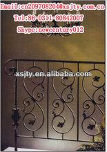 Utiliza cerca de hierro forjado/barandilla/balaustre/balcón