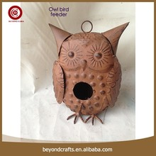 New arrival halloween supplies wholesale owl decoration