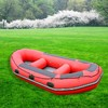 NB-DB-280-002 NingBang with Paddle/oars 1.2mm thickness Self-draining floor Inflatable boat