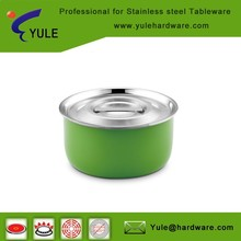 china supplier Commercial stainless steel stock pot For Restaurant And Hotel