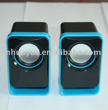 2.0 mini speaker/ new style/ portable/ PS2 interface/ USB interface