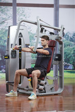 gym equipment strength equipment New design and CE certified MG-001 Chest Press
