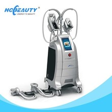 Innovative products 4 handpiece freeze fat criolipolisis machine