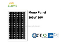 cheap monocrystalline 300 watt pv solar panel