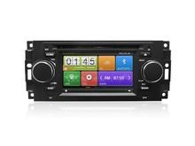 In dash Car Multimedia system for Chrysler 300C , Car multimedia players for Chrysler