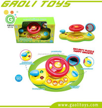 Kids Steering Wheel Toy for Toddlers - Early Childhood Educational Driving Simulation