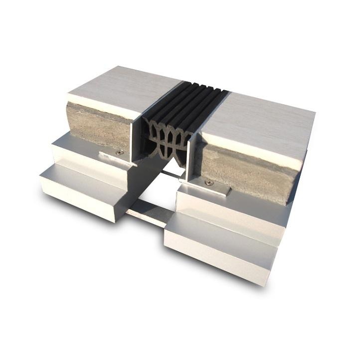 Expantion joint continuous epdm floor expansion joints