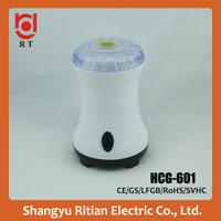 New design RoHS CE CB manual coffee grinder ceramic burr