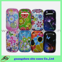 Water transfter combo case Chinese cell covers for blackberry 9320