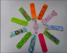 medical wound care custom printed color band aid