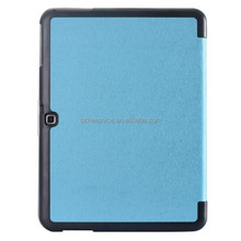 2015 Fashion tablet leather cover case for Samsung Galaxy Tab 4 T530
