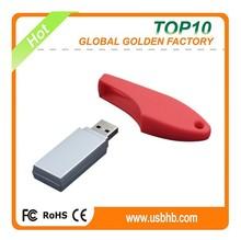 Promotional gift plastic mini usb flash drive get free samples