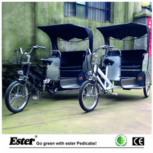 Manual Pedicab/Pedal rickshaw
