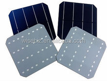 156*156mm high effeciency low price monocrystalline solar cell in China