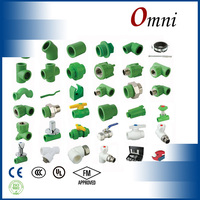 pipe fitting manufacturer all types of ppr pipe fitting