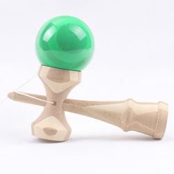 Wholesale stock toy bamboo kendama 2015