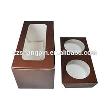 Henan Zhengzhou personalizado caja de chocolate,al por mayor chocolate caja de papel de regalo