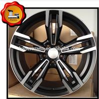 20inch 5*120 ET 50 bolt pattern aluminum alloy black wheel rim from RAYS