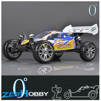 1/8th HSP Rc Car With New Balance 4WD Off Road Rc Nitro Car Buggy 94760