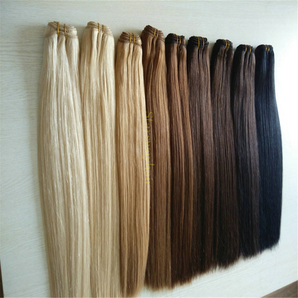 Russian Human Hair Extensions 36