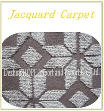 Jacquard style home theater carpet 500gsm carpet