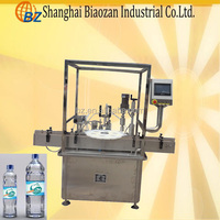 Wood,Plastic Packaging Material and New Condition automatic honey filling machine for jar bottles