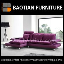 Latest Design Modern Fabric Sofa Living Room Furniture Sectional Sofa #0788