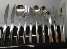 Five star quality Tableware cutlery sets knife fork spoon tableware stainless steel cutlery set