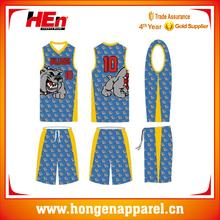 hot sale famous basketball team jerseys bright/customized league basketball jerseys
