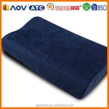 2014 Linsen brand gel cheap wholesale memory foam pillows