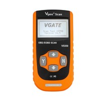 2016 Top-Rated VS550 VgateScan Vgate Scan OBD/EOBD Scan Tool Vgate VS550 Code Reader Scanner